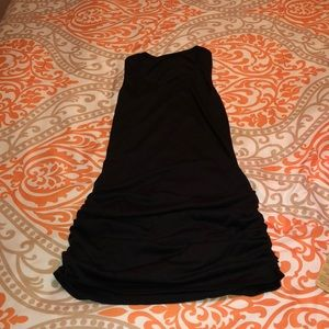Dresses & Skirts - Black mini dress / tank top dress